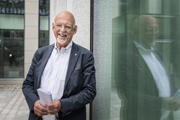 EU-minister Hans Dahlgren är en av flera som spås kunna bli ny utrikesminister.