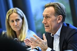 Svenskt näringslivs vd Jan-Olof Jacke och Astra Zenecas vd Katarina Ageborg hoppas på en mjuk övergång när Storbritannien lämnar EU. Men de har förberett sig för en hård brexit.