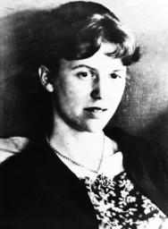 De flesta av Sylvia Plaths dikter gavs ut postumt. Arkivbild.