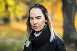 Susanne Skogstad slutade på gymnasiet och blev fabriksarbetare i sju år. Nu går hon sista året på en manusförfattarlinje i Oslo.