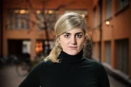 Matilda Gustavsson vill också i framtiden fortsätta att arbeta som reporter på en tidning.