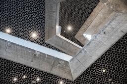 Den 28 mars 2020 öppnar Oslos nybyggda huvudbibliotek. Arkivbild.
