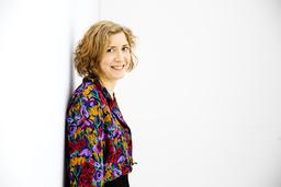 Amanda Svensson får Svenska Dagbladets litteraturpris 2019. Arkivbild.