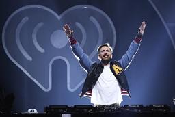 David Guetta hyllar Tim 'Avicii' Bergling som en av få inom elektronisk dansmusik som har lyckats förnya genren. 'Avicii skrev definitivt in sig i historieböckerna', säger han. Arkivbild.