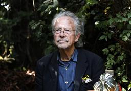 Peter Handke. Arkivbild.