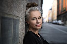 Sara Stridsberg är en av årets mottagare av Natur & Kulturs särskilda stipendium. Arkivbild.