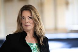 Den nya akademiledamoten Anne Swärd kommer i vår med romanen 'Jackie'.