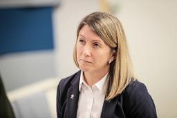 'Det finns ett förhållande som ligger till grund', säger Åklagare Åsa Hiding om mordet.