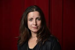 Nina Wähä är nominerad till Norrlands litteraturpris. Arkivbild