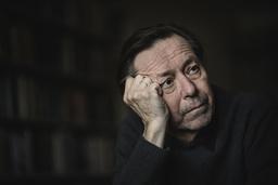 Steve Sem-Sandberg har chans att få Nordiska rådets litteraturpris för romanen 'W'. Arkivbild.