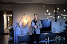 Mäklaren Beata Thorslund märker en osäkerhet bland både köpare och säljare.