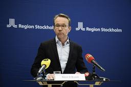 I onsdags höll Region Stockholm en pressträff där hälso- och sjukvårdsdirektören Björn Eriksson att antalet drabbade av covid-19 ökat kraftigt. Totalt har 43 patienter dött i Stockholm.
