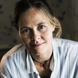 Anna Pella är årets Folke Bernadotte stiftelse-stipendiat. Pressbild.