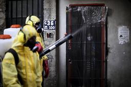Argentina är till stora delar nedstängd till följd av coronapandemin, vilket slår hårt mot den redan bräckliga ekonomin. Arkivbild.