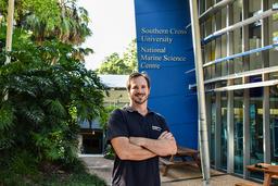 Daniel Harrison, doktor i biologisk oceanografi, har lett studien.