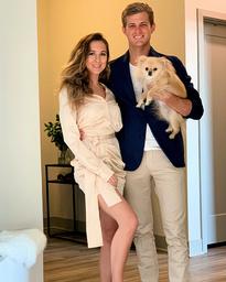 'Det är tur att jag haft flickvännen (Alexandra Zaitseva) här och hennes hund (Mollie, pomeranian), så att man har lite sällskap i alla fall', säger Marcus Ericsson.