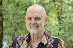 Jan Lööf fyller 80 år. Samtidigt arbetar han med en ny bok om Skrotnisse. Arkivbild.