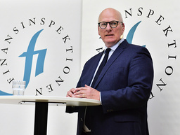 Finansinspektionens seniora rådgivare Per Håkansson.