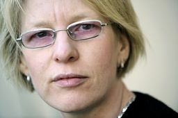 Den norska författaren Beate Grimsrud är död. Arkivbild.