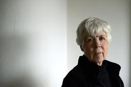 Författaren Inger Alfvén var nära vän och kollega till Beate Grimsrud. Arkivbild.