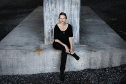 Författaren Malin Nord hjälpte Beate Grimsrud att färdigställa hennes sista roman 'Jag föreslår att vi vaknar'. Pressbild.