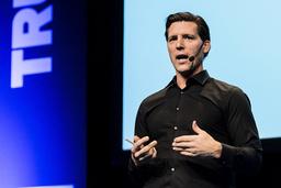 Truesecs grundare Marcus Murray varnar för ett mörkertal när det gäller cyberattacker mot svenska företag. Arkivbild.