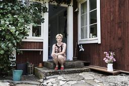Den norska författaren, dramatikern och regissören Beate Grimsrud blev 57 år gammal. Arkivbild.