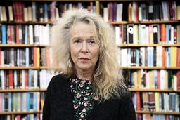 Författarförbundet ordförande Grethe Rottböll. Arkivbild.