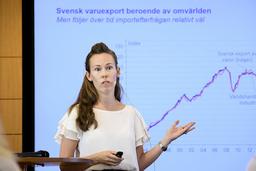 Susanne Spector, senior analytiker på Nordea.