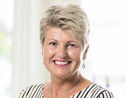 Åsa Wilcox, chef för effektiv handel vid Tullverket.