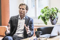 Wilhelm Tersmeden, ordförande för SAS-sektionen inom Svensk Pilotförening.