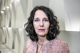 Annika Winsth, chefsekonom Nordea. Arkivbild.
