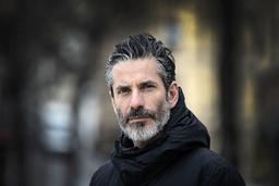 Jens Lapidus är aktuell med en ny roman, en barnbok och en tv-serie.