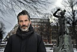 Jens Lapidus.