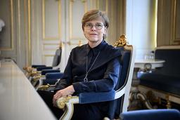 'Jag tror inte att jag någonsin har förekommit på någon tipslista. Så jag blev väldigt förvånad men glad och hedrad naturligtvis', säger författaren och journalisten Ingrid Carlberg om att bli invald i Svenska Akademien.