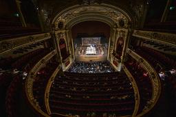 I en ny dokumentär skildras hur Kungliga Operan påverkats under pandemin. Arkivbild.