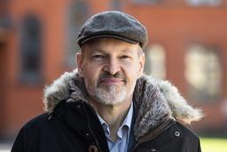 'Gott om tid har vi inte. Det blir en rejäl marschfart', säger Anders Göranzon, generalsekreterare i Svenska Bibelsällskapet.
