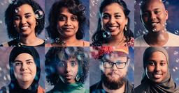ABF och föreningen Streetgäris lanserar podcasten 'Talet' med åtta talare i sommar. Pressbild.
