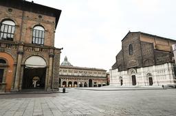 Bologna får plats på världsarvslistan. Arkivbild.
