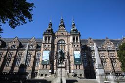 Nordiska museet är en av de kulturinstitutioner som måste betala tillbaka coronastöd. Arkivbild.